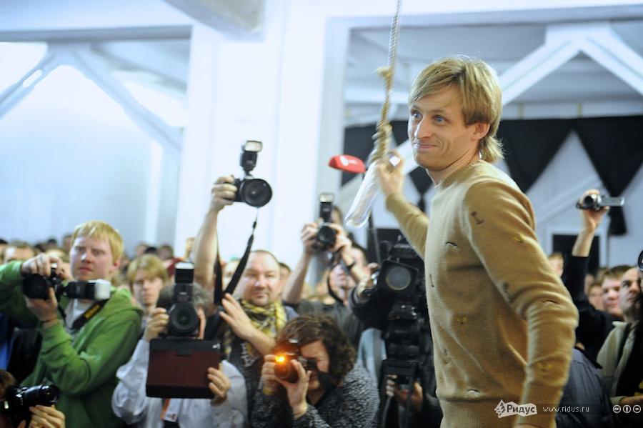 Основатель проекта «Страна без глупостей» Дмитрий Терновский. © Антон Белицкий/Ridus.ru