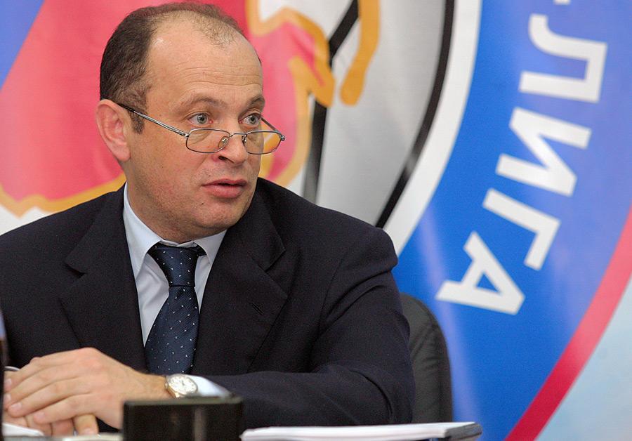 Прядкин считает, что ЦСКА, «Зенит» и «Локо» достойно отыграли сезон