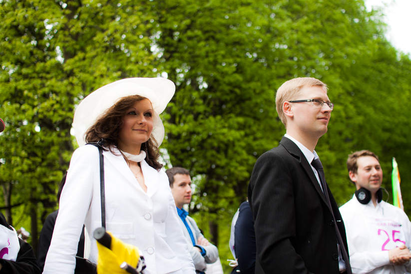 Участники бизнес-вояжа. Фото: Павел Семёнов.