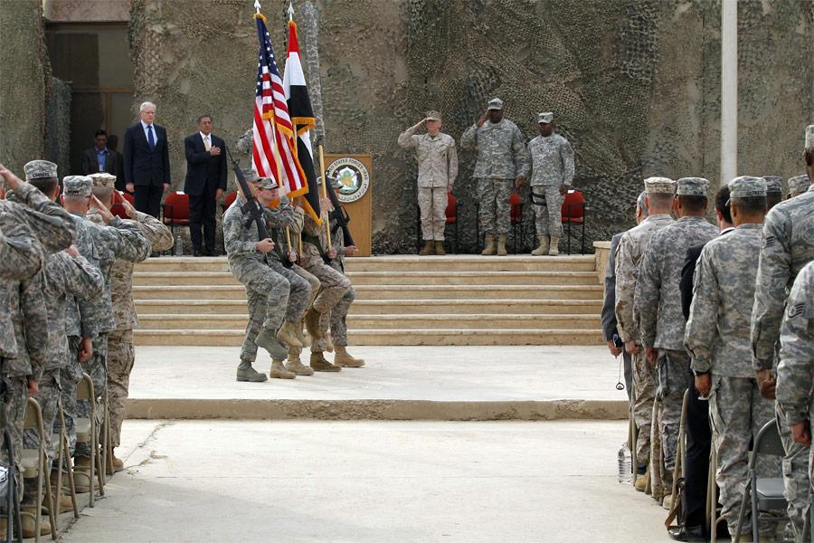 США завершили войну в Ираке. Ридус