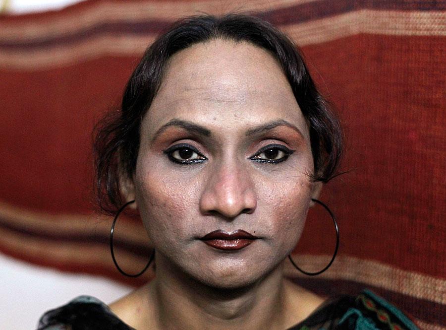 Первый индийский транссексуал