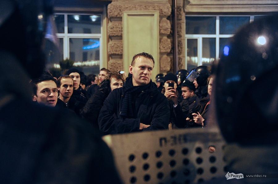 Алексей Навальный. © Антон Белицкий/Ridus.ru