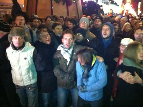 Митингующие. Фото: Илья Варламов.