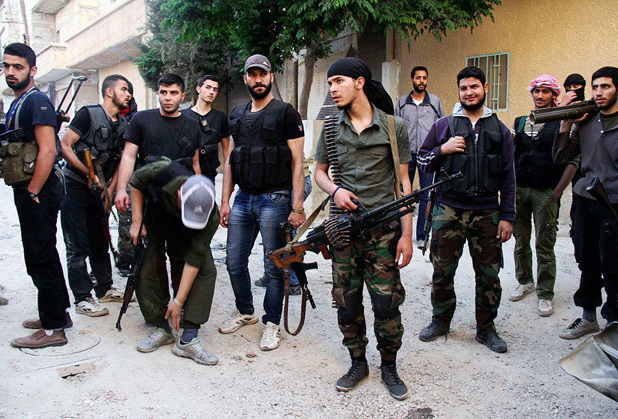 Картинки по запросу боевики в сирии