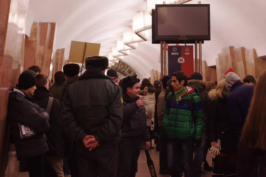 Флэшмоб «Атыготов умереть завтра?» © thavesphotographer.blogspot.com