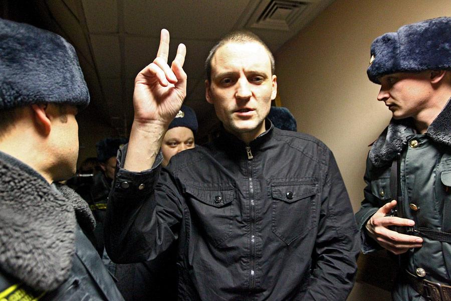 Сергей Удальцов. © Андрей Стенин/РИА Новости