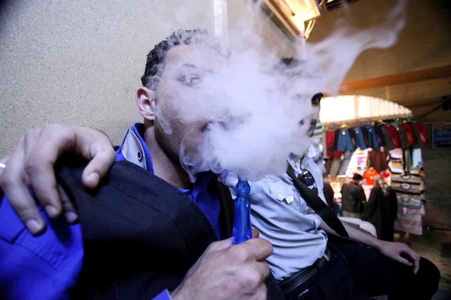 кальян курить фото
