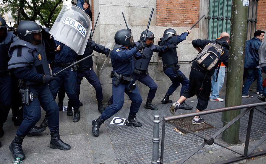 Палка полицейского своими руками
