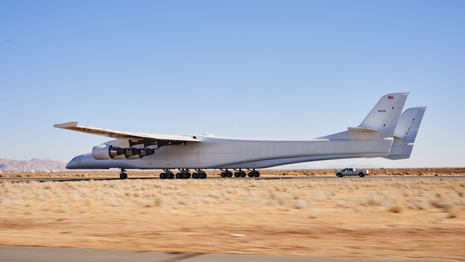 © Stratolaunch Systems